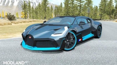 Bugatti Divo 2018 [0.13.0], 1 photo